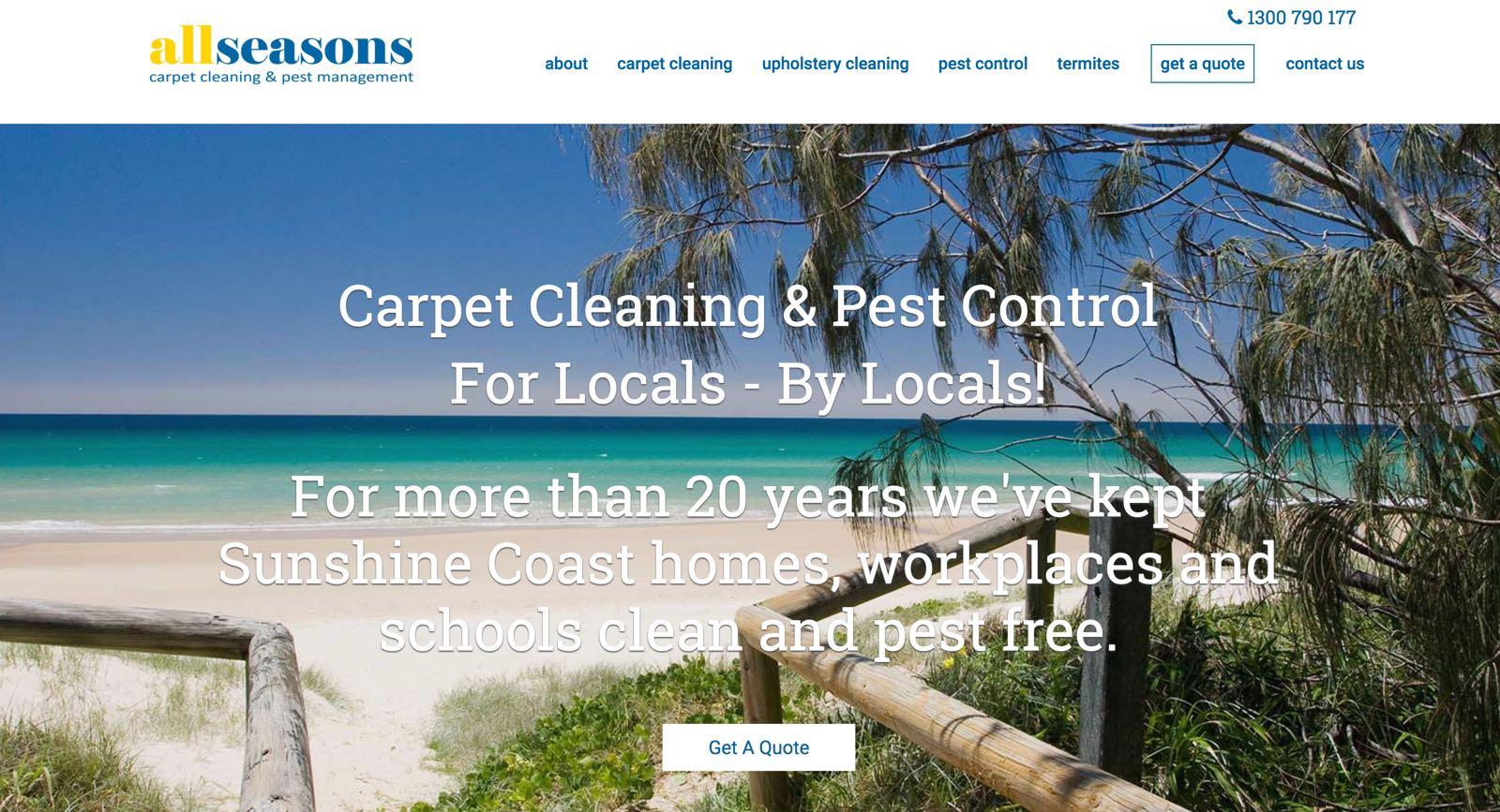 allseasons-website