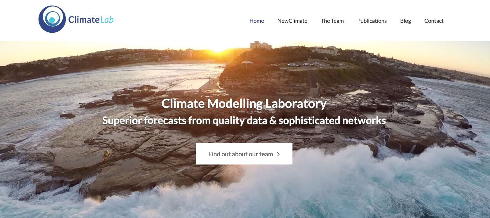 climatelab-website