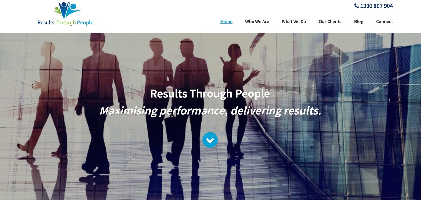 rtpeople-website